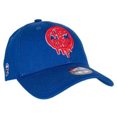 PLAYBALL CAP BLUE