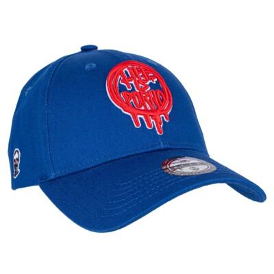 PLAYBALL CAP BLUE