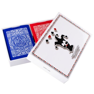 RUMPEL PLAYING CARDS