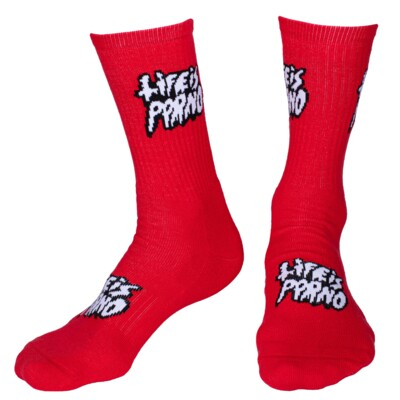 RAINBOW SOX: RED