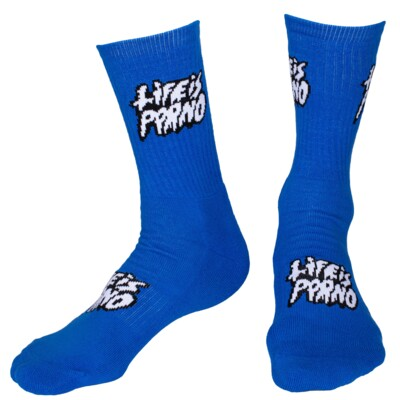RAINBOW SOX: BLUE