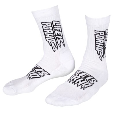 LIP Flames Sox White
