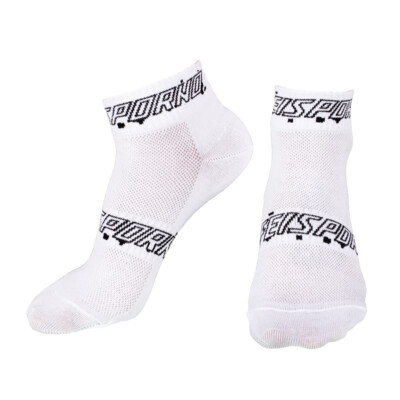 LIP SHORT SOX WHITE