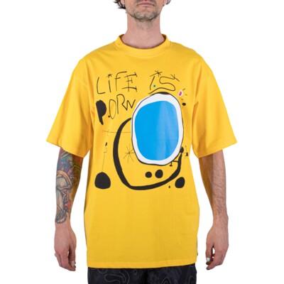 Modern Tee Miró: Yellow