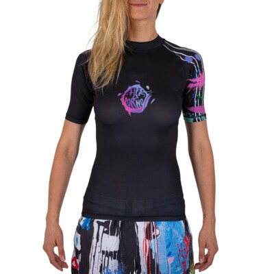 Rash Surf Tee Women's