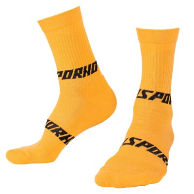 Porno Sox Ride Yellow