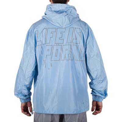 WINDBREAKER  SKY BLUE
