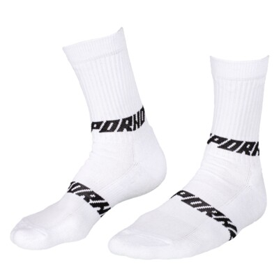 Porno Sox Ride White