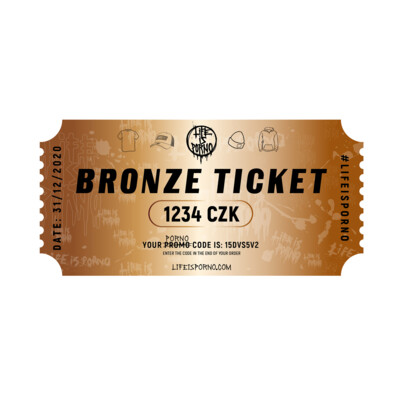 BRONZE TICKET