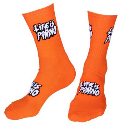 RAINBOW SOX: ORANGE