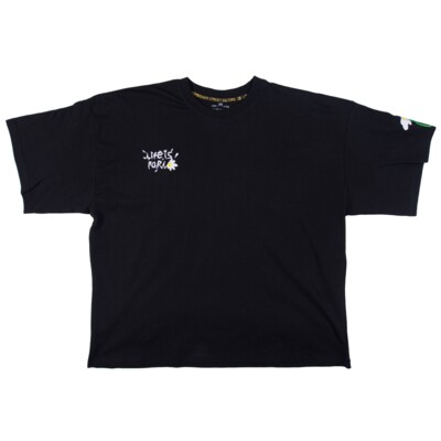NATURE EMBROIDERY GIRLS TEE