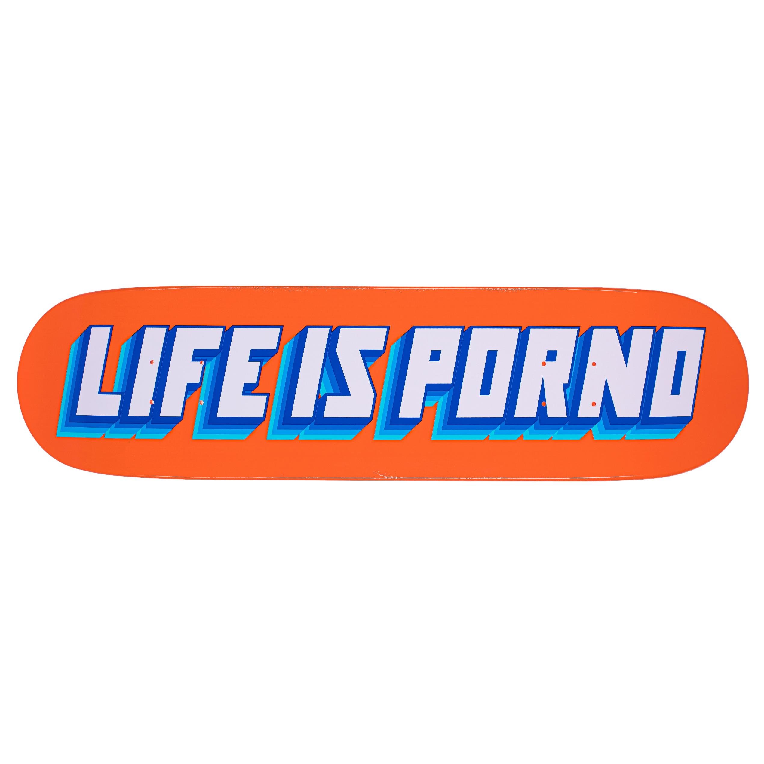 Skate: Life is Porno Orange