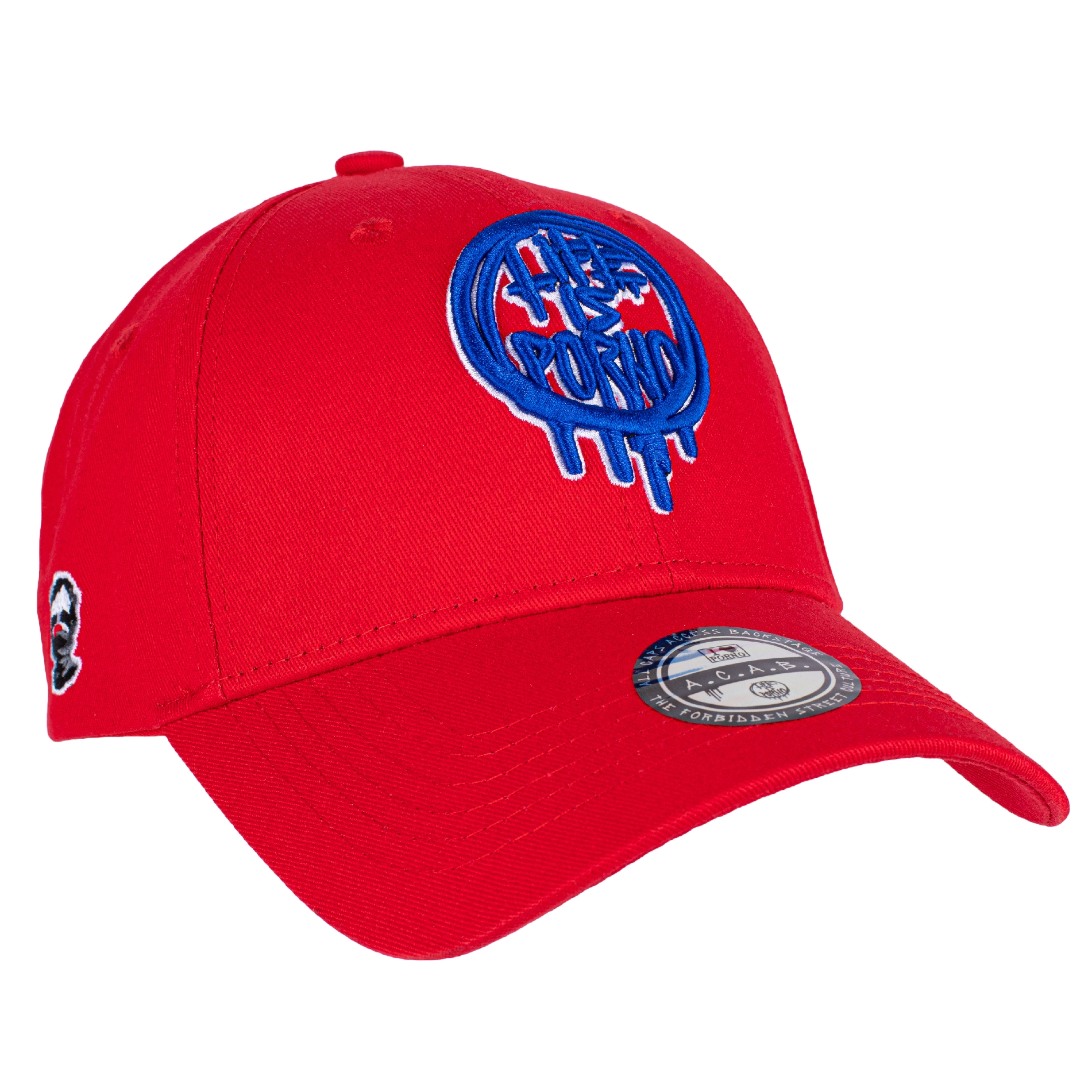 PLAYBALL CAP RED