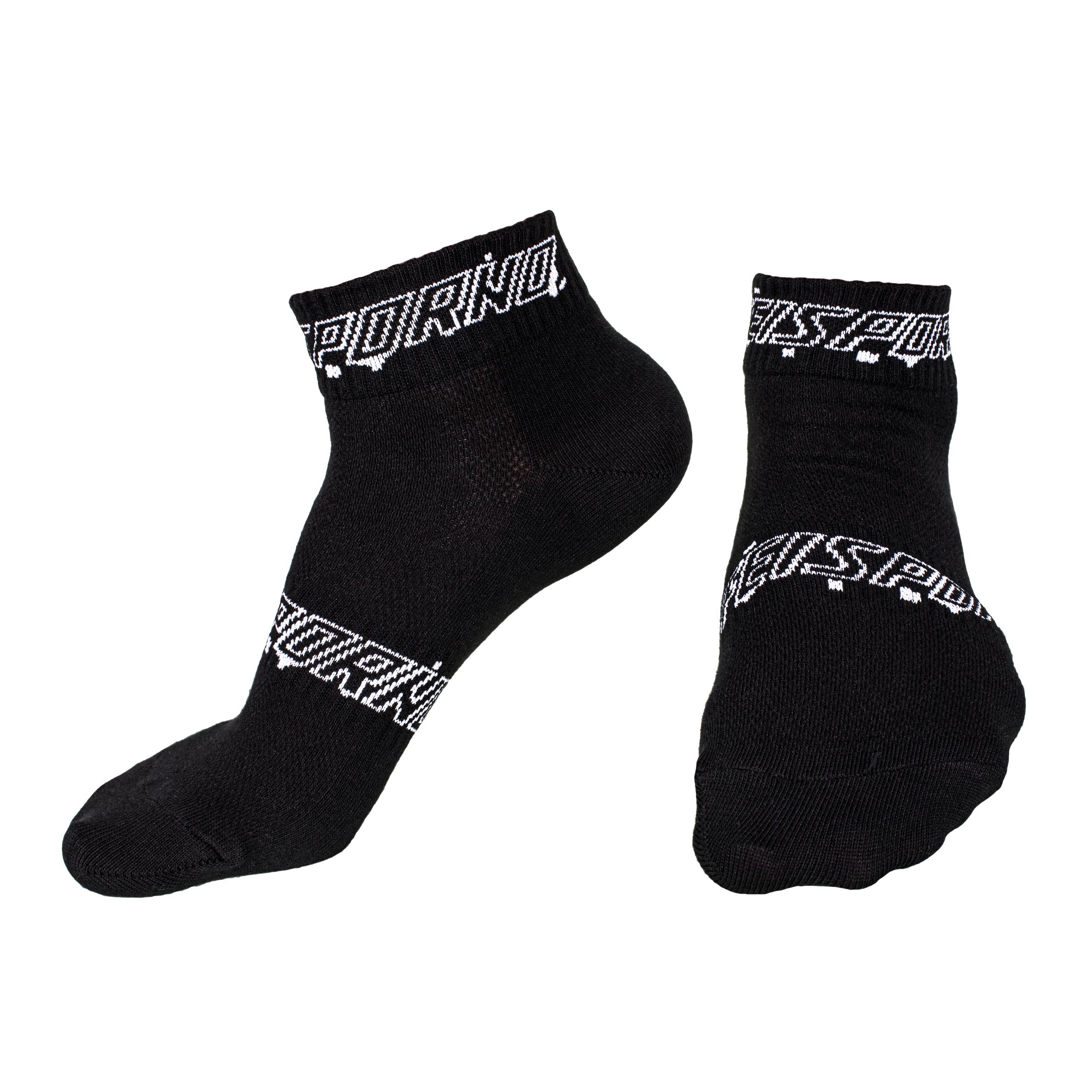 LIP SHORT SOX BLACK