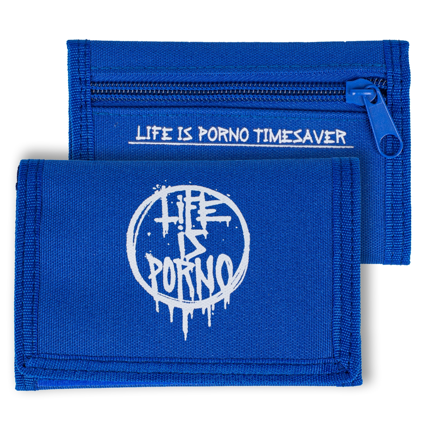 TIMESAVER WALLET BLUE