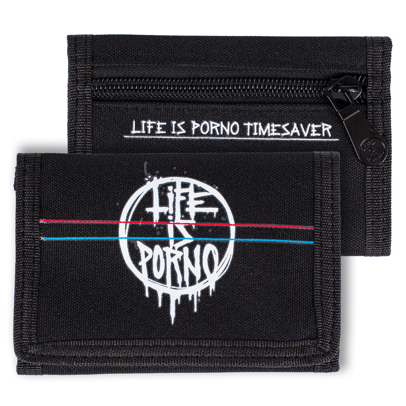 TIMESAVER WALLET BLACK