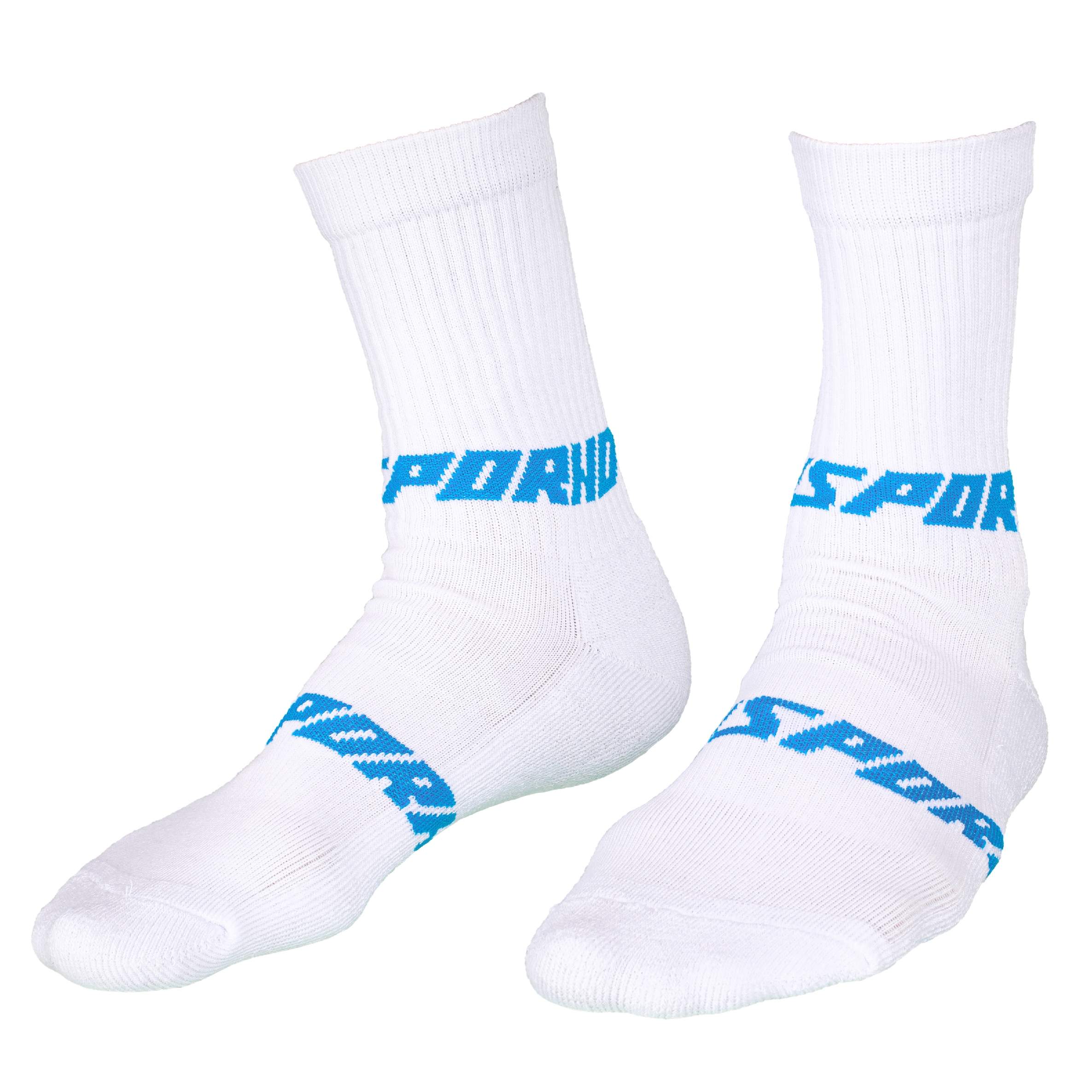 Porno Sox Ride White/Blue