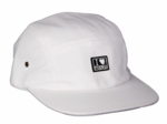Pure 5 Panel White: B&W Vignette