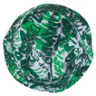 BUCKET HAT LIP CAMO: GREEN